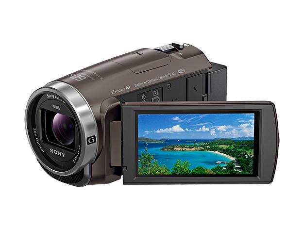 動画初心者が買うべきおすすめカメラのビデオカメラのイメージ画像