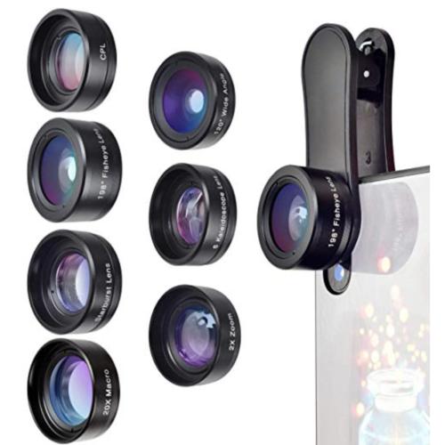 iPhone動画撮影のテクニック アイテム  スマホ用カメラレンズ